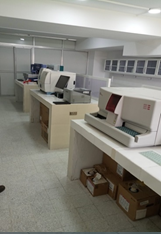 Our Clients New Lab Setup